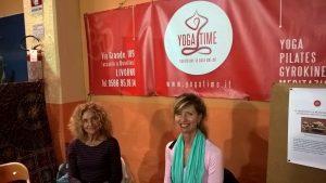 Yoga Time Staff