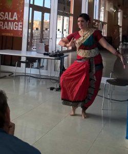 Vanesa Vera Vernhet Vanashree – danzatrice